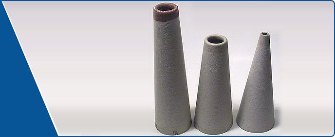 Plain Cardboard Cones